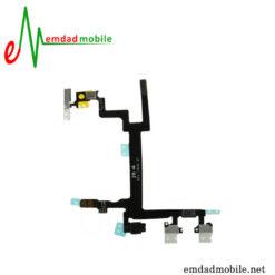 قیمت خرید فلت صدا و پاور آیفون iPhone 5