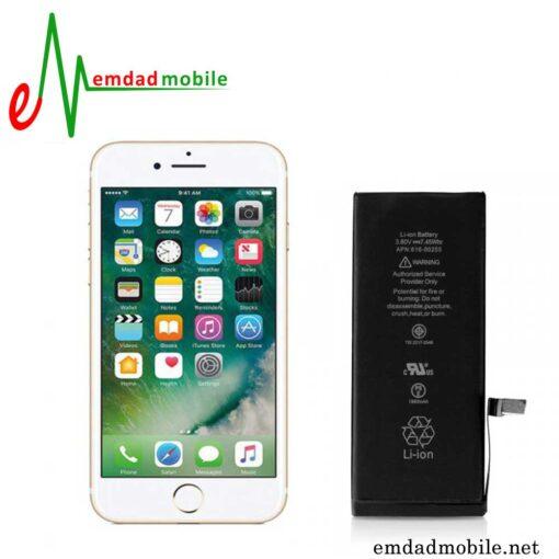 قیمت خرید باتری اصلی گوشی iphone 7