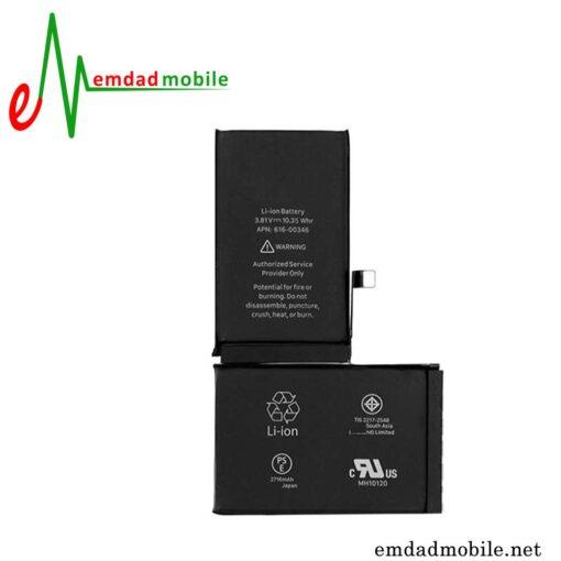 قیمت خرید باتری اصلی iphone x