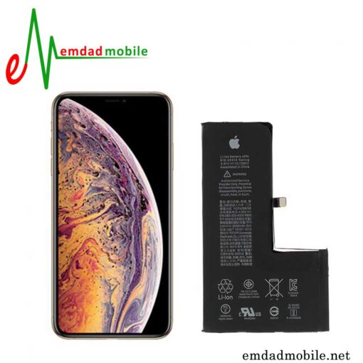 قیمت خرید باتری اصلی گوشی iphone xs