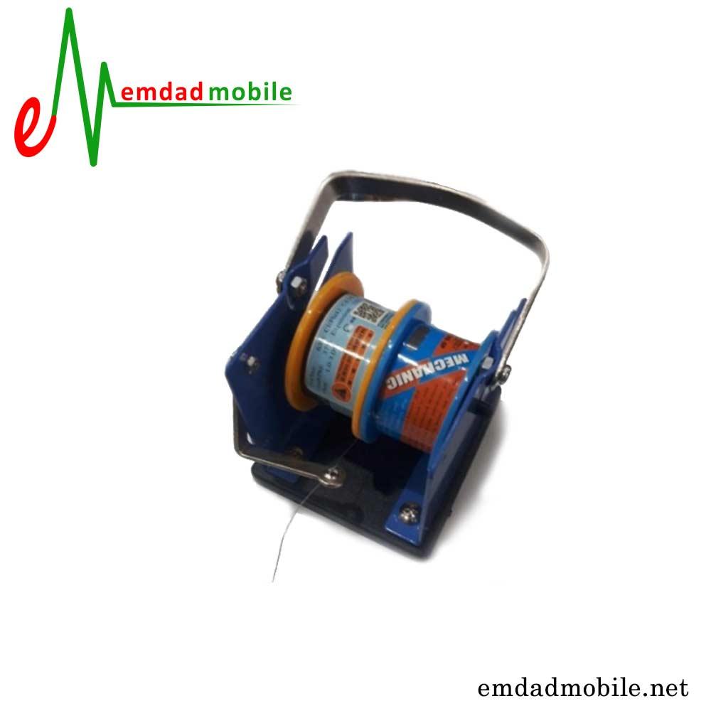 نگهدارنده-و-قرقره-ی-سیم-لحیم-تعمیرات-موبایل