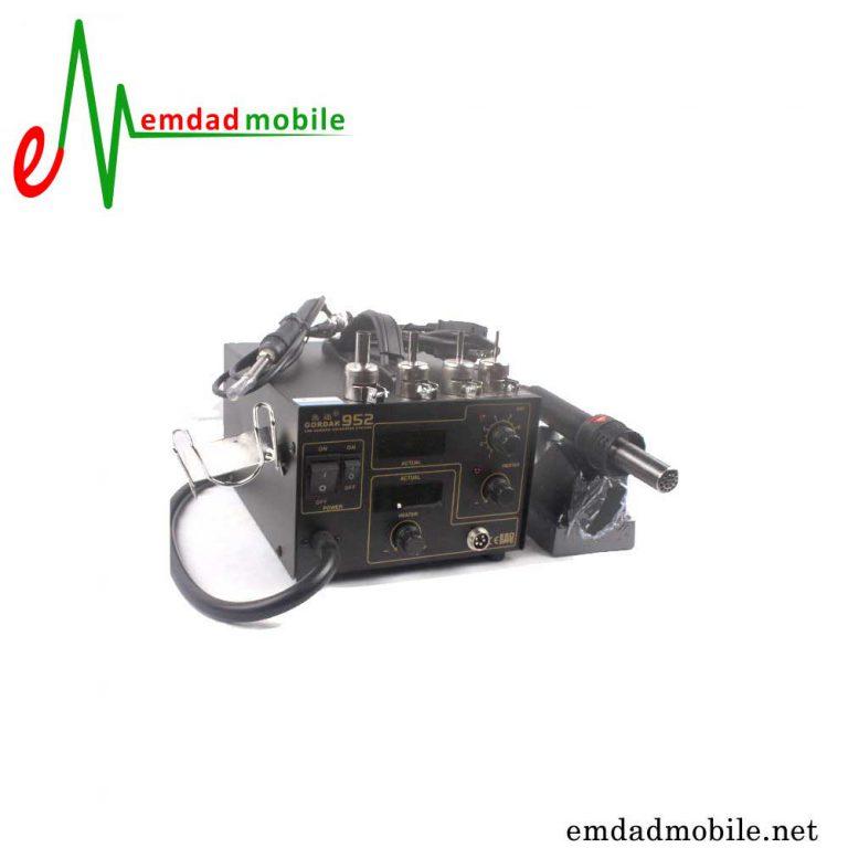هیتر و هویه تعمیرات موبایل مدل Gordak 952