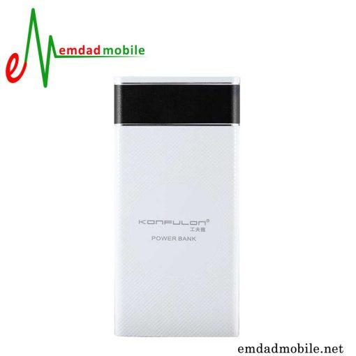 قیمت خرید پاور بانک اصلی شیائومی 20000 Xiaomi Kunfulon m20
