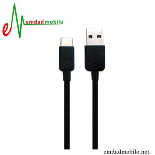 قیمت خرید کابل شارژ اصلی اچ تی سی HTC Type-C DC M700