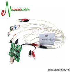 قیمت خرید کابل منبع تغذیه و شوک باتری و برد شارژر آیفون I Power Cable Pro 2 (4)