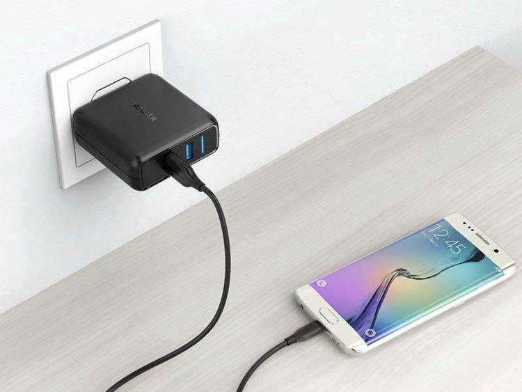رفع مشکل شارژ نشدن باتری موبایل سامسونگ