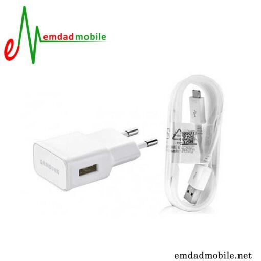 شارژر، کابل شارژ و آداپتور اصلی سامسونگ Galaxy mini 2