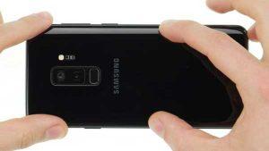 آموزش تعویض باتری سامسونگ S9 Plus