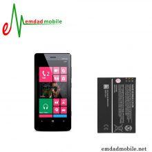 باتری اصلی نوکیا Nokia Lumia 822 - BP-4W