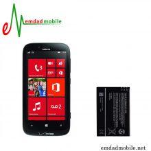 باتری اصلی نوکیا Nokia Lumia 928 - BV-4NW