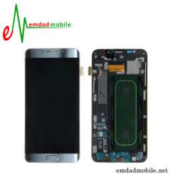 قیمت خرید ال سی دی اصلی سامسونگ Galaxy S6 edge با آموزش تعویض