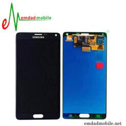 قیمت خرید تاچ ال سی دی اصلی سامسونگ Galaxy Note4 Duos با آموزش تعویض