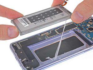 آموزش تعویض باتری سامسونگ S8 Plus