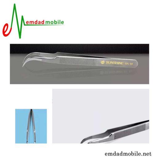 قیمت خرید پنس سرکج مخصوص تعمیرات موبایل مدل Sunshine SA-15