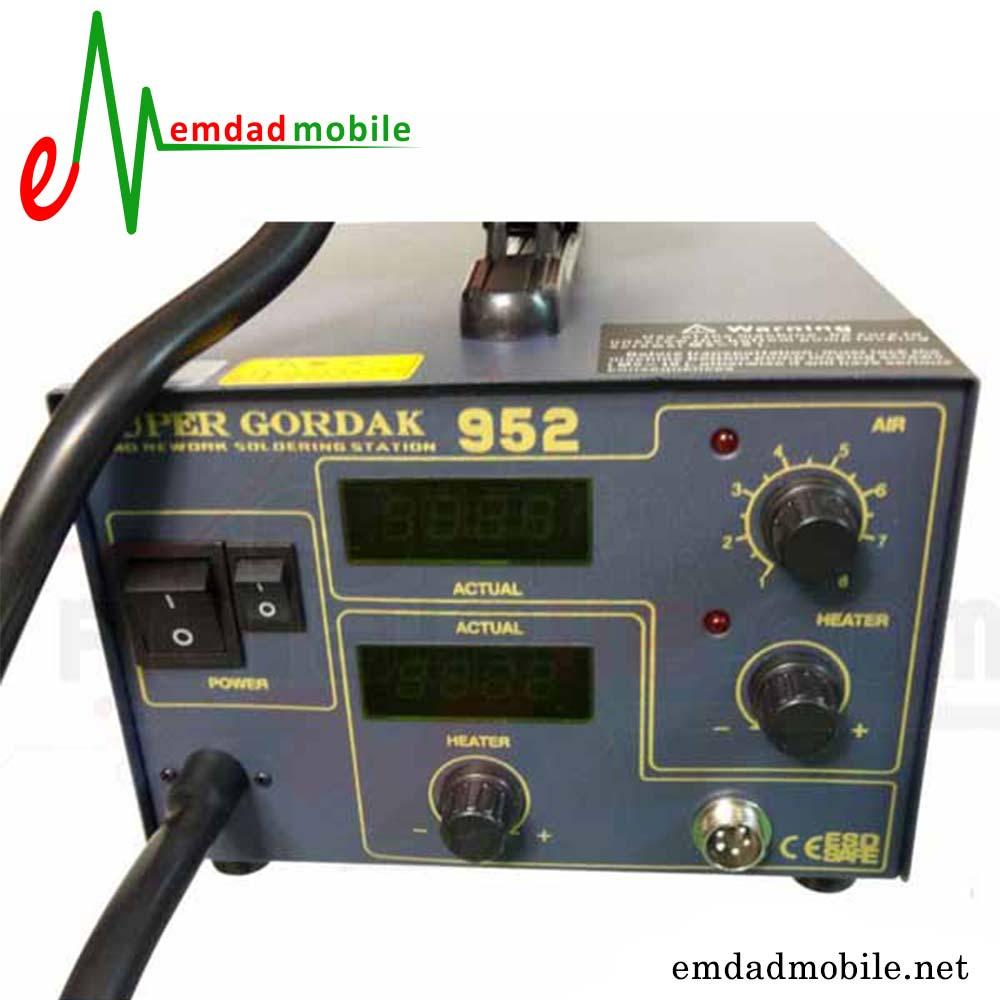 قیمت خرید هیتر و هویه سوپر گورداک دیجیتال مدل Super Gordak 952