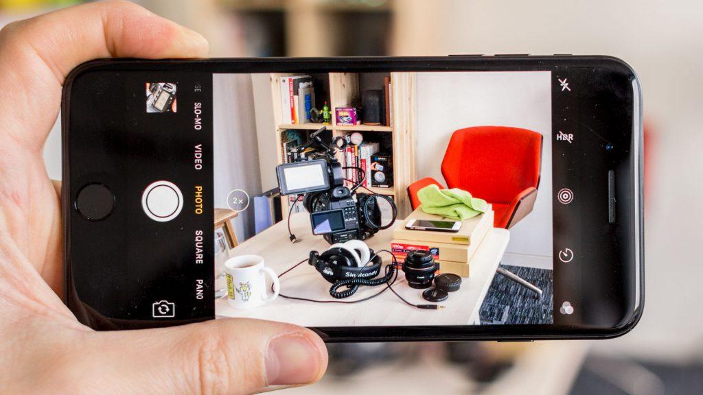 رفع مشکل وزوز دوربین موبایل و صدا دادن لنز دوربین گوشی