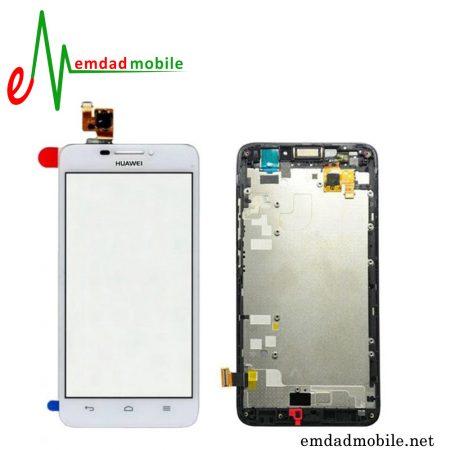 تاچ ال سی دی اصلی گوشی هوآوی Huawei Ascend G630
