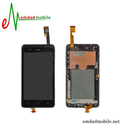 تاچ ال سی دی اصلی گوشی اچ تی سی HTC Desire 400 Dual Sim