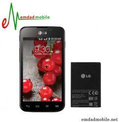 قیمت خرید باتری اصلی گوشی ال جی LG Optimus L5 ii dual E455