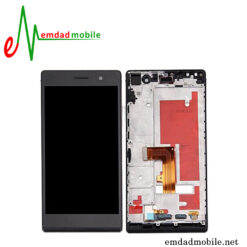 قیمت خرید تاچ ال سی دی اصلی گوشی هوآوی Huawei Ascend P7 با آموزش تعویض