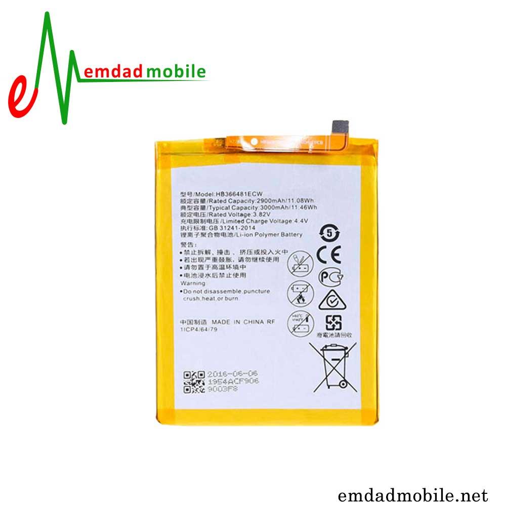 باتری اصلی گوشی هوآوی Huawei P9 با آموزش تعویض
