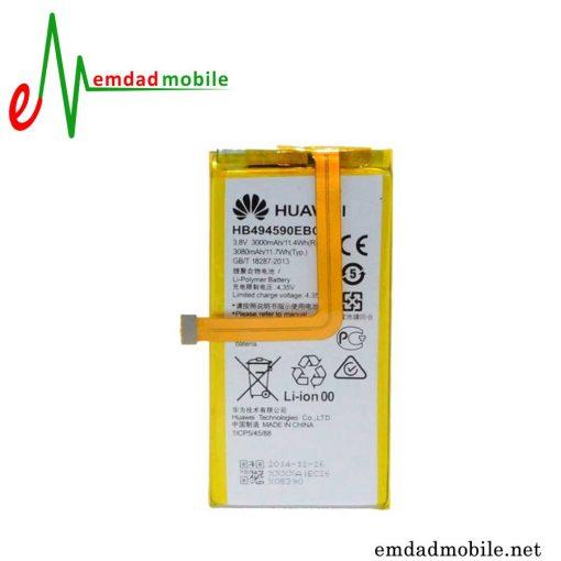 باتری اصلی گوشی هوآوی Huawei Honor 7 با آموزش تعویض