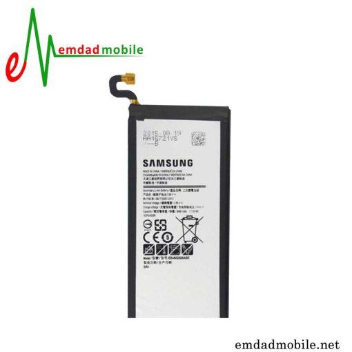 باتری اصلی گوشی سامسونگ Galaxy S6 Edge Plus با آموزش تعویض