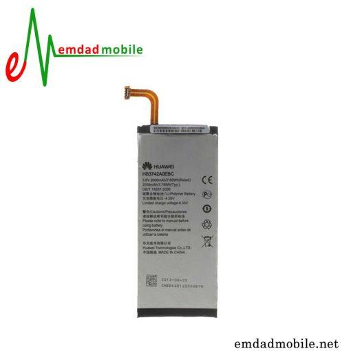 باتری اصلی گوشی هوآوی Huawei Ascend P6 باآموزش تعویض