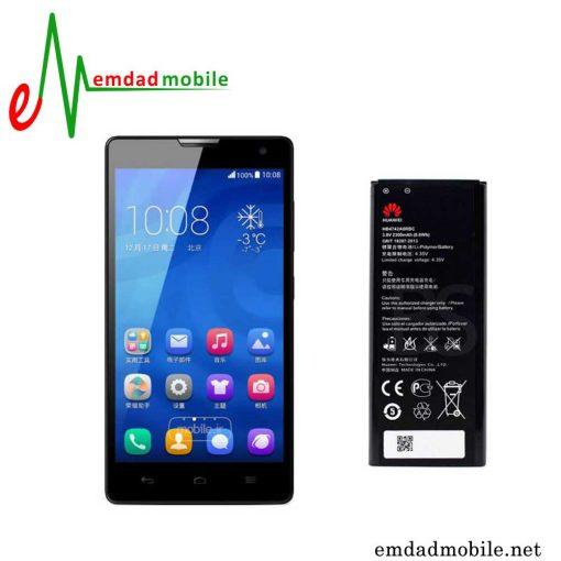 قیمت خرید باتری اصلی گوشی هوآوی Huawei Honor 3C