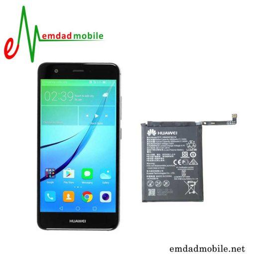 قیمت خرید باتری اصلی گوشی هوآوی Huawei Nova با آموزش تعویض