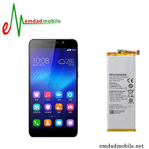 قیمت خرید باتری اصلی گوشی موبایل هوآوی Huawei Honor 6