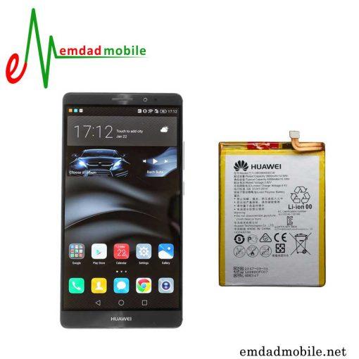 قیمت خرید باتری اصلی گوشی هوآوی Huawei Mate 8 با آموزش تعویض