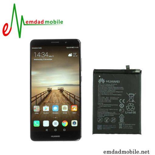 قیمت خرید باتری اصلی گوشی هوآوی Huawei Mate 9 با آموزش تعویض