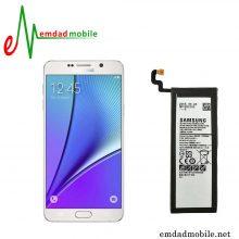 باتری اصلی سامسونگ Galaxy Note5 با آموزش تعویض