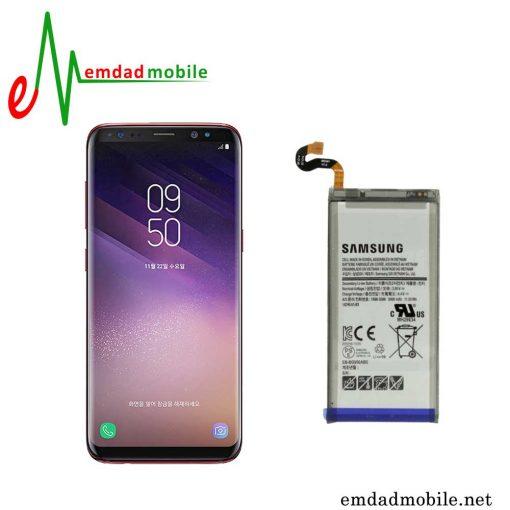 باتری اصلی گوشی سامسونگ Galaxy S8 با آموزش تعویض