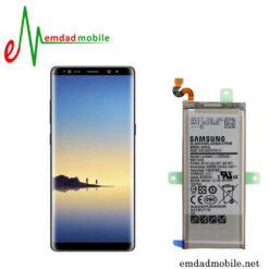 باتری اصلی گوشی سامسونگ Galaxy Note 8 با آموزش تعویض