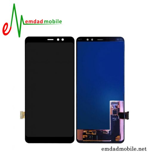 قیمت خرید ال سی دی اصلی گوشی سامسونگ Galaxy A8 Plus (A730)