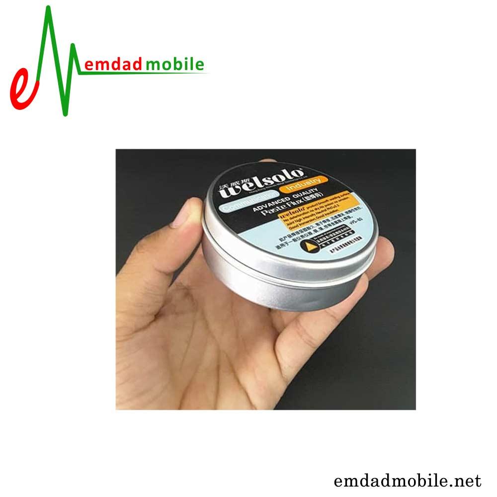 قیمت خرید خمیر فلکس کاسه ای 100 گرمی ولسولو مدل WELSOLO