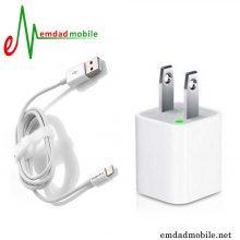 کابل و شارژر اصلی گوشی iPhone 6S Plus