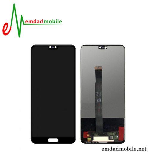 قیمت خرید تاچ ال سی دی اصلی گوشی هوآوی Huawei P20 با آموزش تعویض