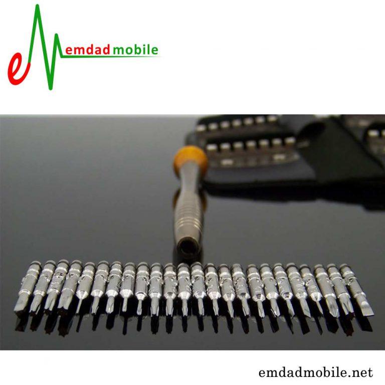 قیمت خرید یچ-گوشتی-تعمیرات-موبایل-25-تکه-یاکسون-مدل-yaxun-yx-6025