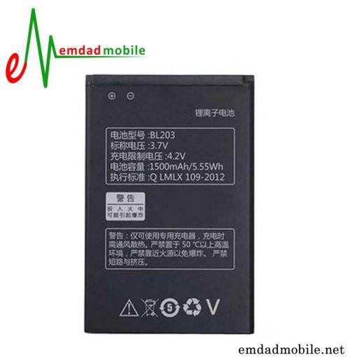 قیمت خرید باتری اصلی گوشی لنوو Lenovo A369i - BL203