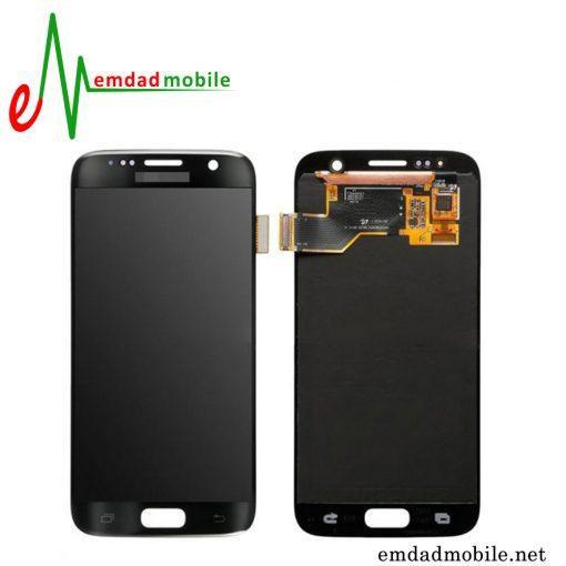 قیمت خرید ال سی دی اصلی سامسونگ Galaxy S7 با آموزش تعویض
