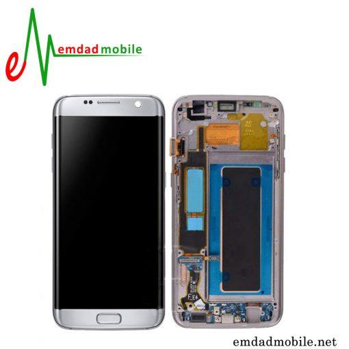 قیمت خرید ال سی دی اصلی سامسونگ Galaxy S7 Edge با آموزش تعویض