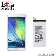 باتری اصلی سامسونگ Galaxy A7 Duos با آموزش تعویض