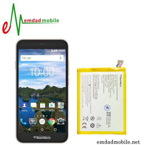 قیمت خرید باتری اصلی گوشی بلک بری BlackBerry Aurora