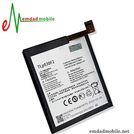 باتری گوشی بلک بری مدل BlackBerry Dtek60 - TLp030F2