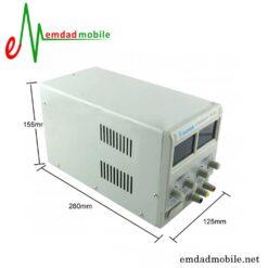 قیمت خرید منبع تغذیه 30 ولت و 3 آمپر مدل DAZHENG PS-303D