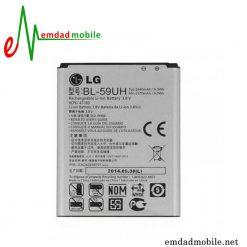 باتری اصلی گوشی ال جی LG G2 Lite (BL-59UH)