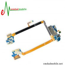 فلت شارژ و هندزفری گوشی ال جی LG G2
